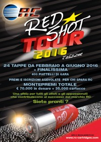 RED SHOT TOUR 2016
