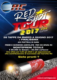 RED SHOT TOUR 2017