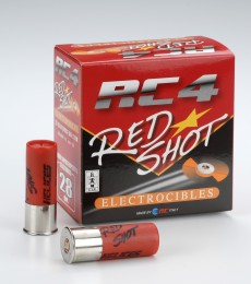 RC 4 RED SHOT Electrocibles